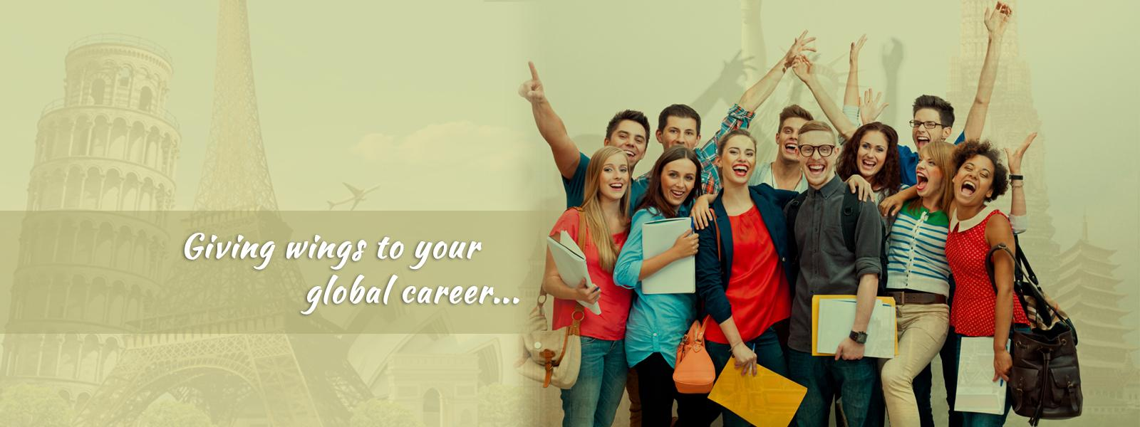 Overseas Education Consultants in Coimbatore | IELTS, GRE, GMAT Coaching